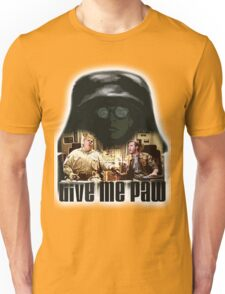 Give me paw Unisex T-Shirt