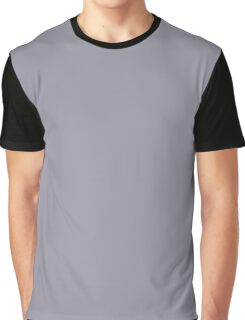 Lilac Gray Graphic T-Shirt