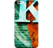 K on the Wall iPhone Case/Skin