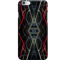 Light Sculpture 3 iPhone Case/Skin