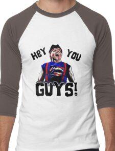 He you Guys- Sloth Goonies Men's Baseball ¾ T-Shirt