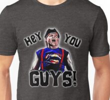 He you Guys- Sloth Goonies Unisex T-Shirt