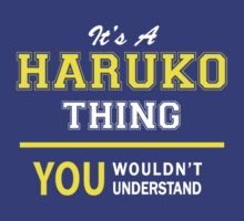 It's A HARUKO thing, you wouldn't understand !! by satro