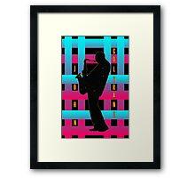 Coltrane Framed Print