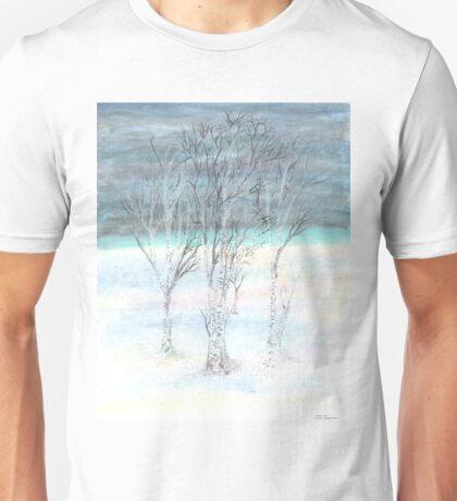 Under Northen Skies Unisex T-Shirt