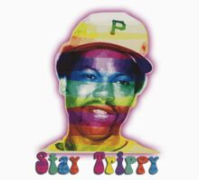 Dock Ellis - Stay Trippy by fmsfranksmith