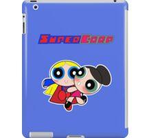 Super(Puff)Corp  iPad Case/Skin