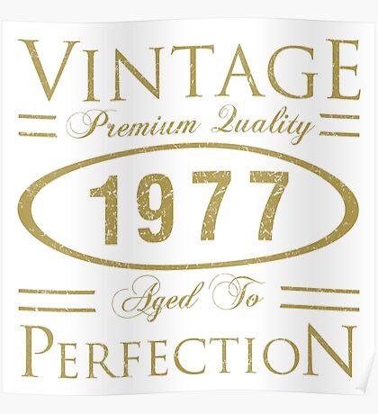 1977 Premium Quality Poster