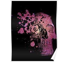 Galactic Skull 1 Poster