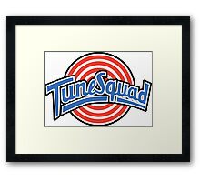 Tune Squad - Space Jam Framed Print