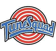 Tune Squad - Space Jam Photographic Print