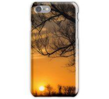 Goldcliff Sunrise iPhone Case/Skin