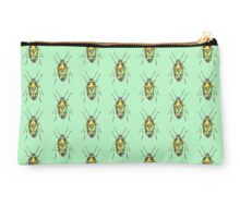 Insect drawing Studio Pouch