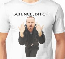 Jesse Pinkman - ''Science Bitch'' - Breaking Bad Unisex T-Shirt