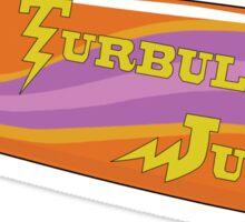 Rick and Morty – Turbulent Juice Tube Sticker