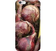 Red Onions iPhone Case/Skin