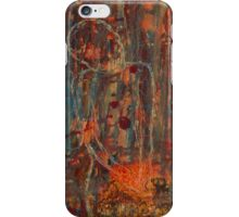 Pontius Pilate washing his hands iPhone Case/Skin