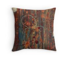 Pontius Pilate washing his hands Throw Pillow