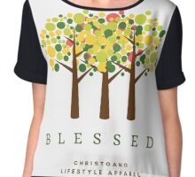 Blessed Chiffon Top
