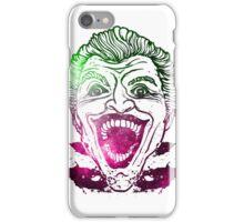 Galactic Joker 2 iPhone Case/Skin