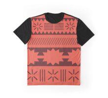 Moana Minimalist Pattern Graphic T-Shirt