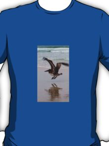 Mr. Pelican in flight T-Shirt