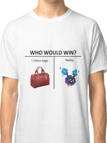 Nebby Get In The Bag Classic T-Shirt