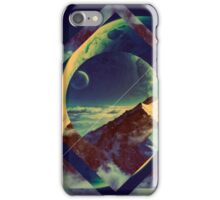 STRATOSFERIC MOUNTAINS iPhone Case/Skin