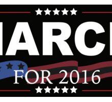 Anarchy For 2016 Sticker