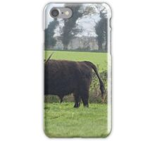 Public footpath? That's a lot of bull. iPhone Case/Skin