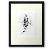 Up To The Stars Framed Print