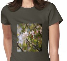 Spring Blossoms in the Southern Hemisphere 2 Womens Fitted T-Shirt