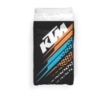 KTM Racing Duvet Cover