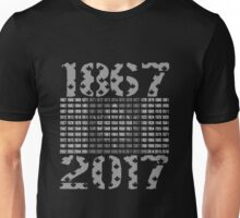 150 Years Old Canada Day Unisex T-Shirt