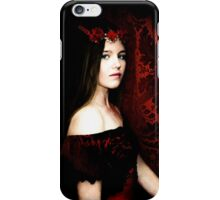 The New Queen - On The Edge of Greatness iPhone Case/Skin