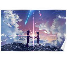 Kimi No Na Wa Connection Poster
