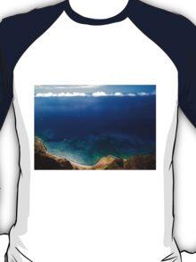 Wonderful Sea Coast - Nature Photography T-Shirt