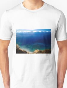 Wonderful Sea Coast - Nature Photography T-Shirt