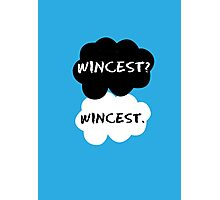 Wincest - TFIOS Photographic Print