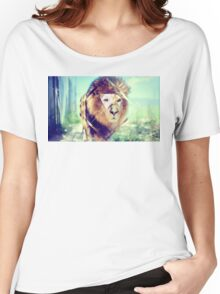 THE KING Women's Relaxed Fit T-Shirt
