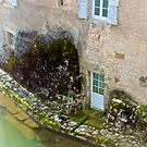 Riverside House, Mende, France. by MARTISTIC