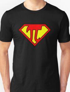 Nerd Things - Superman got Pi power T-Shirt