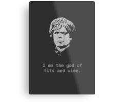 Tyrion. Metal Print