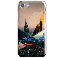 STEREOPHONIC CITY iPhone Case/Skin