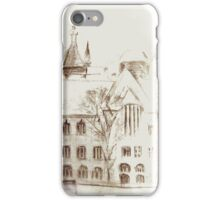 Old city iPhone Case/Skin