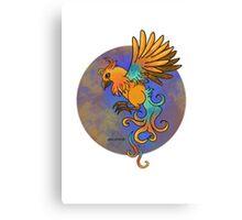 Rise of the Phoenix Canvas Print