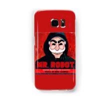 Mr Robot FSociety Samsung Galaxy Case/Skin