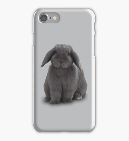 Squidge Grey Phone iPhone Case/Skin
