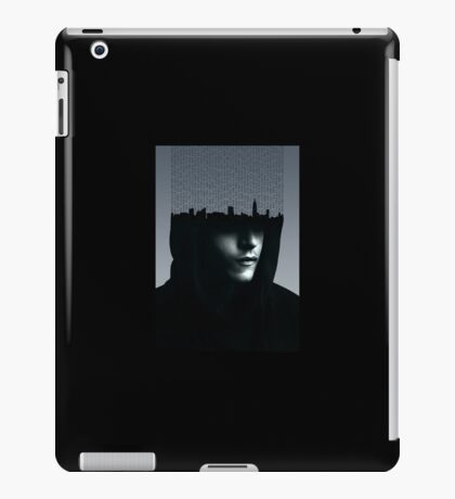 Mr Robot Elliot iPad Case/Skin