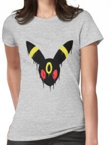 Umbreon Pokémon Womens Fitted T-Shirt